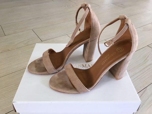 Sandalki skorzane Gianmarko 36