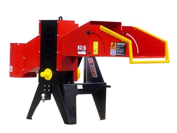 RĘBAK ROZDRABNIACZ R-150 8 noży rębak walcowy model2020