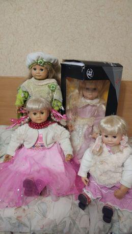 Куколки говорящие,коллекция,фирменные ,винтаж