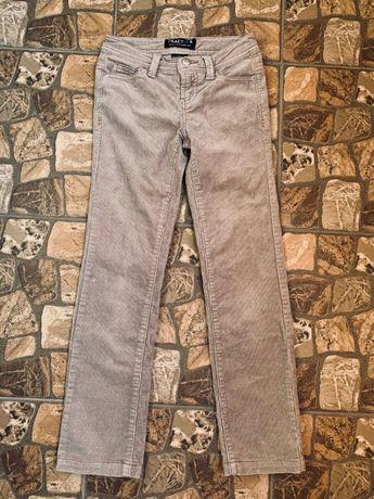 TRACTOR джинсы вельветовые состояние новых 7-8 лет рост 122-128 см