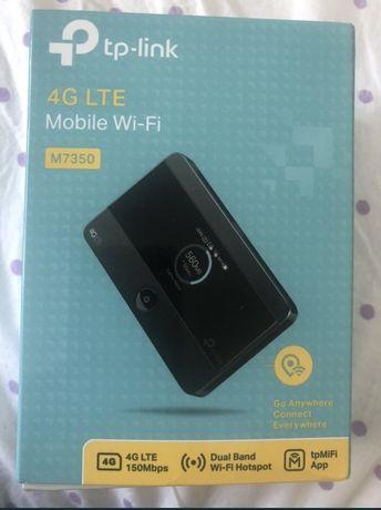 Mobile Wi-fi 4G M7350 tp-link новый !