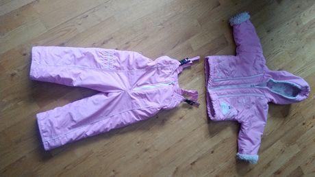 Kombinezon zimowy (kurtka + spodnie)