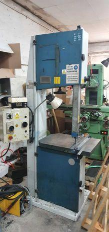 Przecinarka do stali - pionowa, włoska - taśma 4500mm
