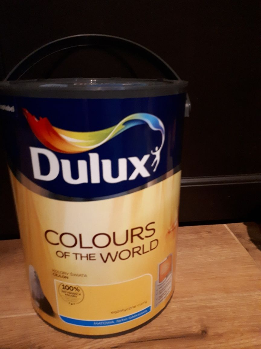 Farba Dulux Colours of the World Egzotyczne Carry