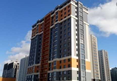 Большая однокомнатная квартира в новом доме !