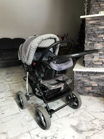 Коляска Baby sportive 3 в 1