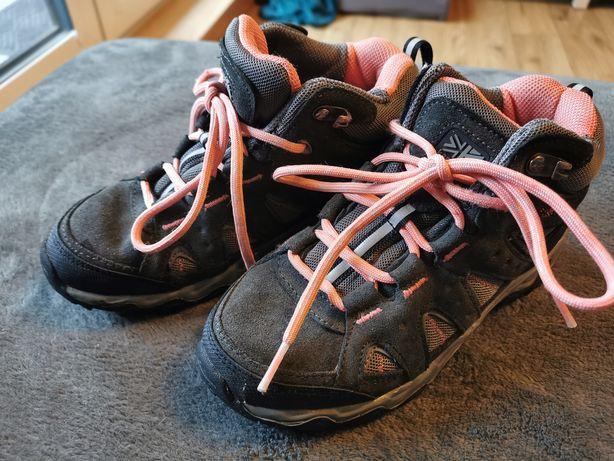 Zimowe buty dziewczęce