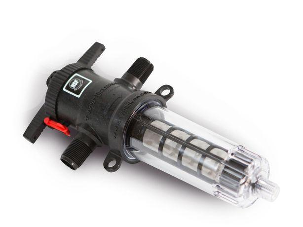 Narurowy filtr samoczyszczący wody korpus + wkład TwistIIClean T2C100