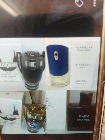 Testery Perfum z Certfikatem nie żadne Podruby w ładnych opakowaniach