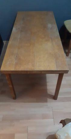Pilnie Stół drewniany