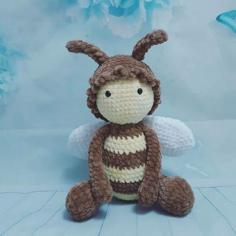 Pszczółka na szydełku, Przytulanka