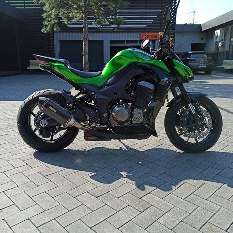 Kawasaki Z1000 Akrapovic