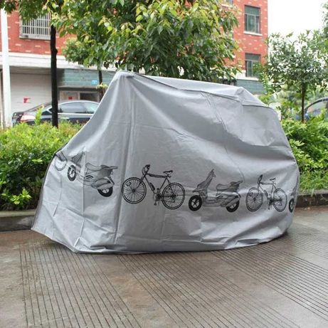 Защитный, велосипедный чехол для горного, дорожного велосипеда.