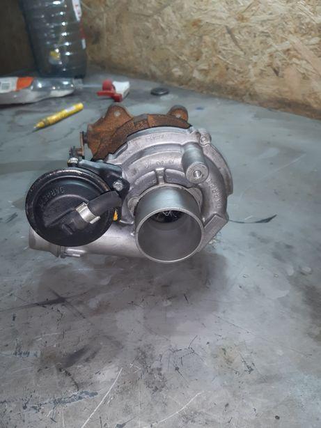 Турбина Рено Мастер 2. 5