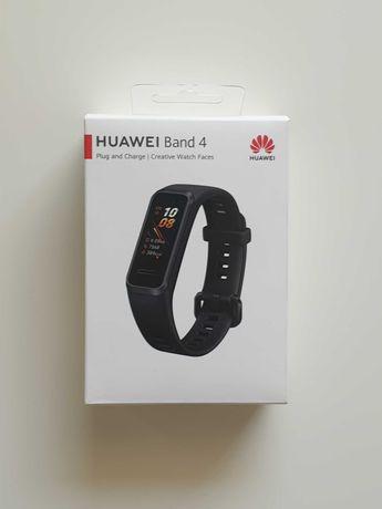 Nowy Huawei Band 4 Czarny