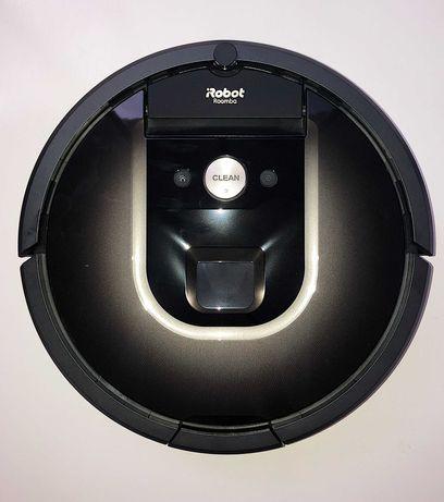 Roomba 980 com acessórios e garantia até 2023 incluídos