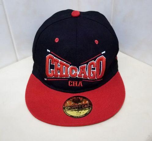 Новая кепка/снепбек Chicago CHA. Sport Cap
