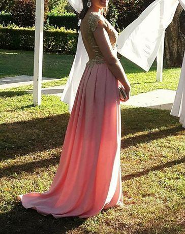 Vestido de cerimónia
