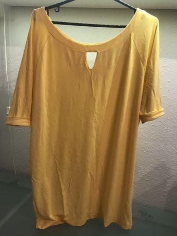 Żółta tunika