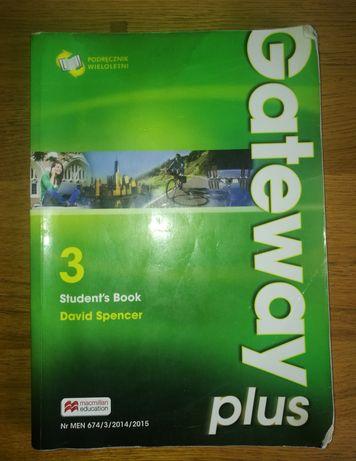 Gateway plus 3 Podręcznik do języka angielskiego