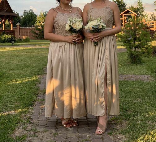 Плаття. Сукні для дружок