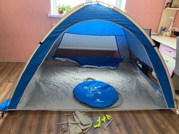 Продам бу пляжную палатку Keumer