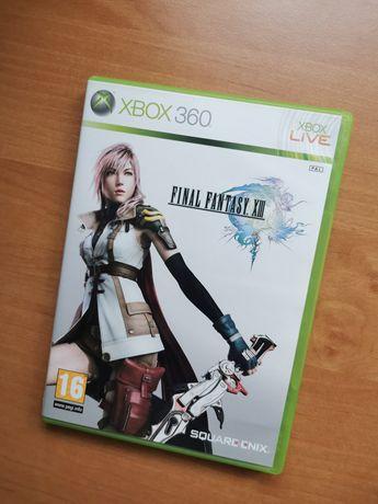 Final Fantasy XIII Xbox 360 Xbox One gra jak nowa