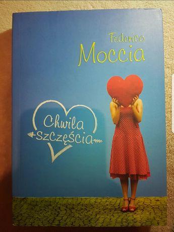 """""""Chwila szczęścia"""" Federico Moccia"""