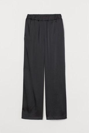 Сатиновые штаны H&M, размер S
