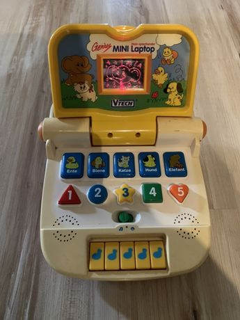Mini laptop dla dziecka