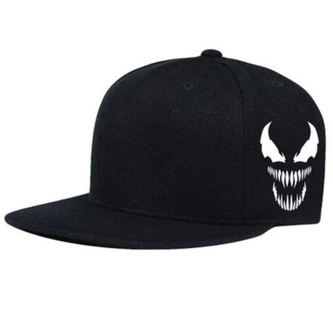 cap / chapeu Venom