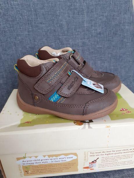 Ботинки для мальчика 21 кожа Start Rite