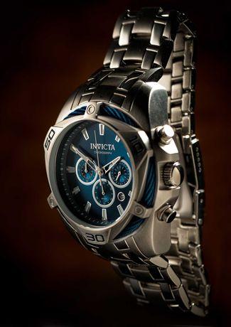 Оригинальные часы Швейцарский хронограф Invicta