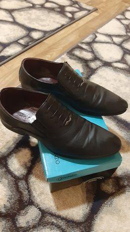Недорого!  Кожаные туфли