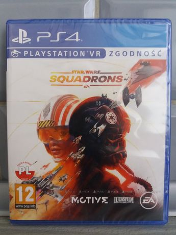 Star wars squadrons vr ps4