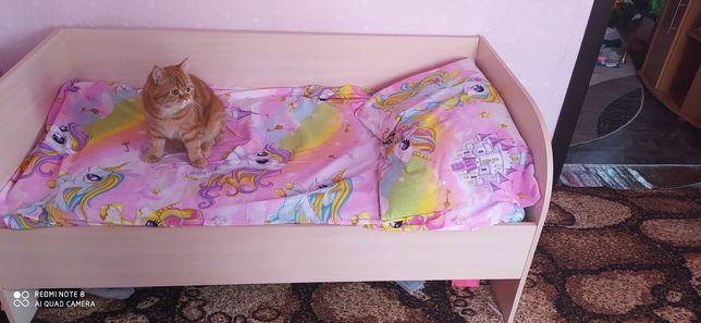 Детская кроватка 3000 руб