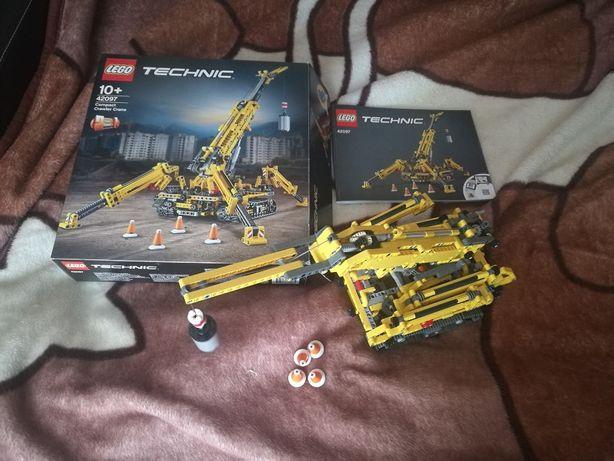 Lego Technic dzwi pająk