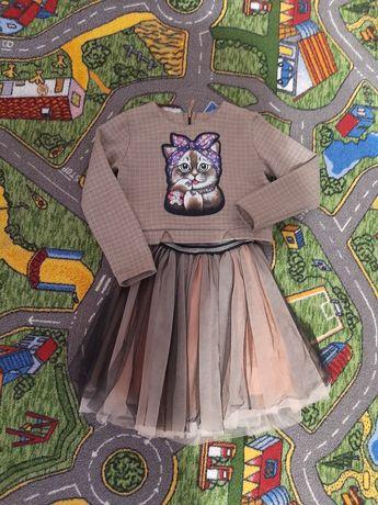 Комплект кофтинка+юбка