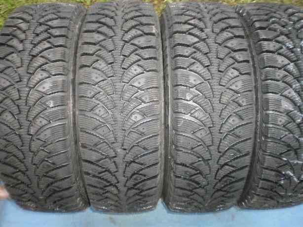 4x Zimowe 185/60 R14 Bieżnikowane MARKGUM Andrychów