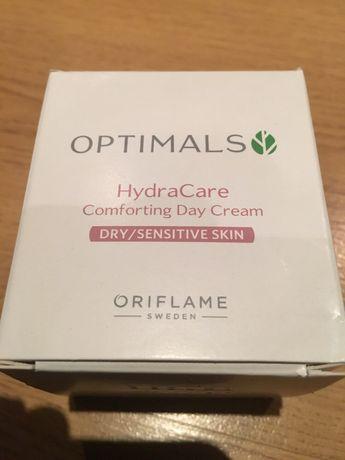 Nowy krem na dzień Optimals 50 ml z Oriflame do skóry suchej