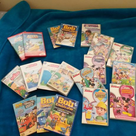 Varios dvd infantis