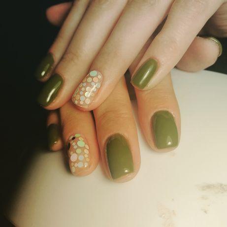 Покриття нігтів гель - лаком