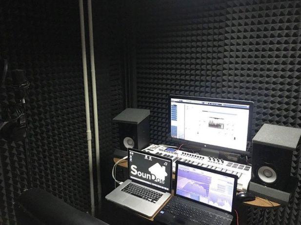 Продам мини студию звукозаписи, Мониторы Yamaxa HS5I, focusrite,