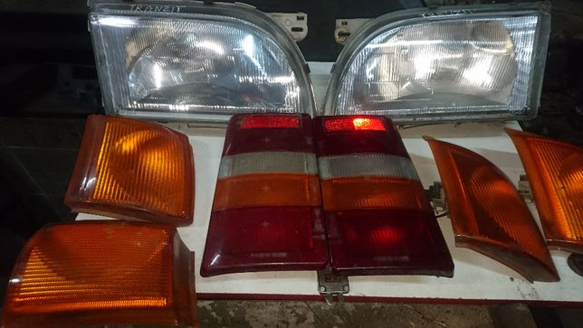 Ford Galaxy Transit Reflektor lampa kierunkowskaz lusterko