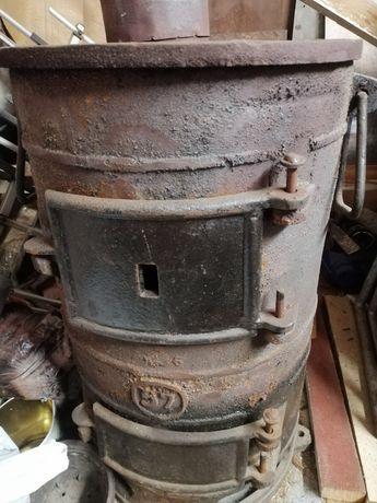 Печка буржуйка ПОВ 57