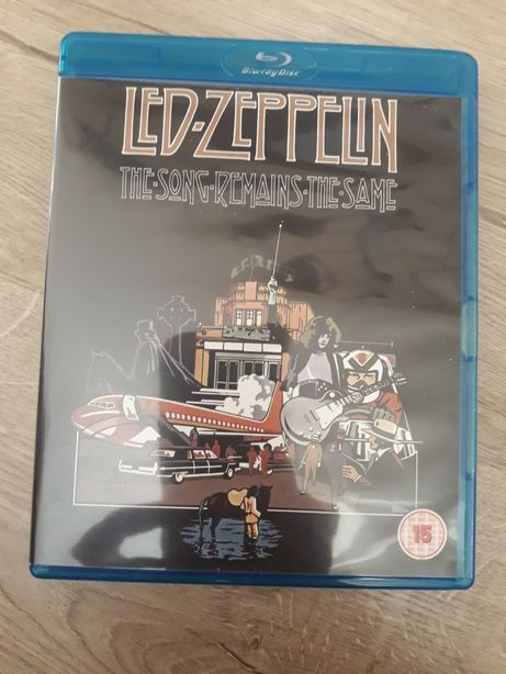 """Blu Ray Led Zeppelin """"The Song Remains The Same"""""""
