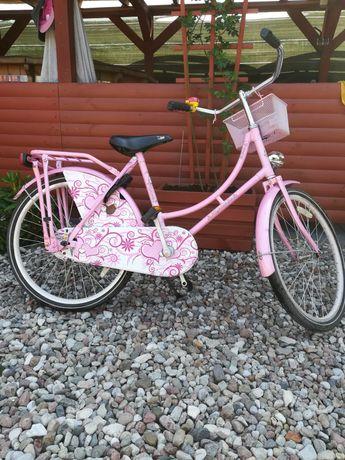 Rower holenderski dziewczęcy