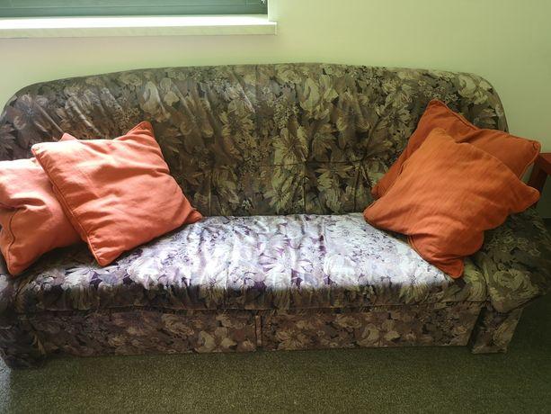 Sofa 3 osobowa nierozkładana