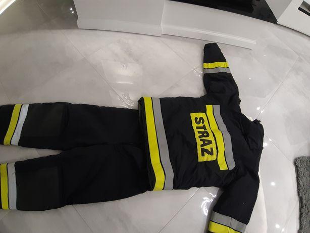 Ubranie strażackie specjalne nomex