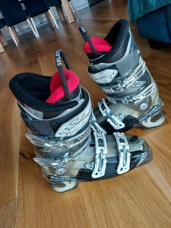 Damskie buty narciarskie SALOMON rozmiar 38